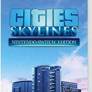 Switch: Cities: Skylines