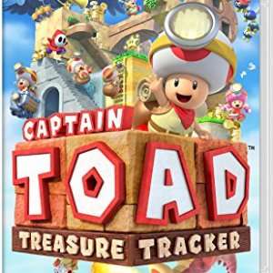 Switch: Captain Toad: Treasure Tracker