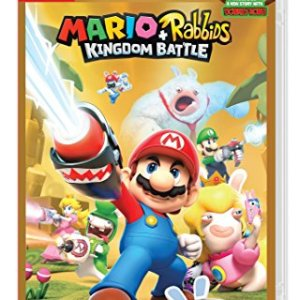 Switch: Mario + Rabbids Kingdom Battle Gold Edition
