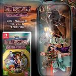 Hotel Transylvania 3: Monsters Overboard Switch Game + Travel Case