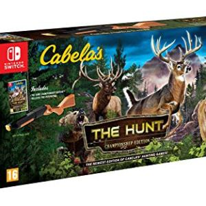 Switch: Cabelas The Hunt - Championship Edition