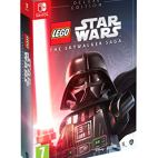 Switch: LEGO Star Wars: The Skywalker Saga - Deluxe Edition