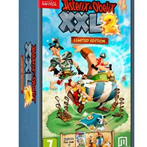 Switch: Asterix and Obelix XXL2 Limited Edition
