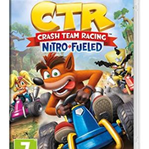 Switch: Crash Team Racing Nitro-Fueled