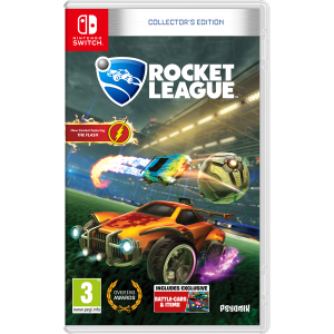 Switch: Rocket League Collectors Edition