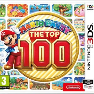 3DS: Mario Party: The Top 100