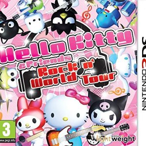 3DS: Hello Kitty and Friends: Rocking World Tour