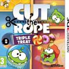 3DS: Cut the Rope: Triple Treat (käytetty)