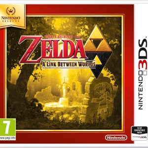 3DS: Legend of Zelda A Link Between Worlds Selects