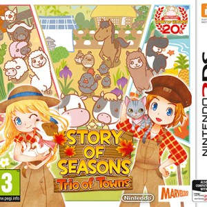 3DS: Story of Seasons: Trio of Towns
