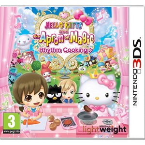 3DS: Hello Kitty and The Apron of Magic Rhythm Cooking