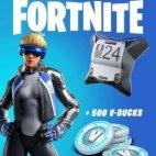 PS4: Fortnite Neo Versa + 500 V-Bucks () (latauskoodi)