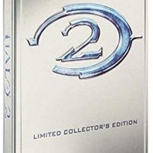 Xbox: Halo 2 (Limited collectors edition) (käytetty)