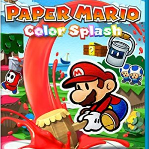 Wii U: Paper Mario: Color Splash