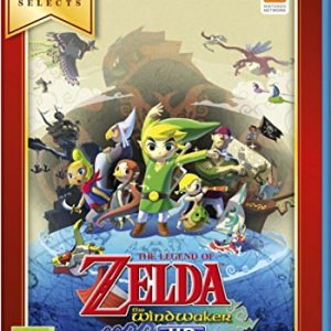 Wii U: Legend of Zelda: Wind Waker HD (Selects)