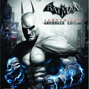 Wii U: Batman Arkham city Armoured Edition Wii U (käytetty)