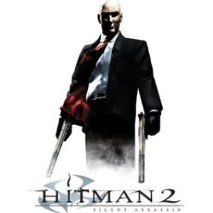 Xbox: Hitman 2 Silent Assassin (käytetty)