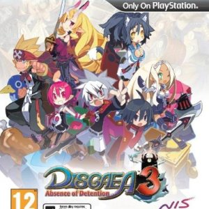Vita: Disgaea 3: Absence of Detention