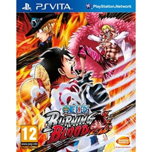 Vita: One Piece: Burning Blood