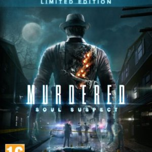 Xbox One: Murdered: Soul Suspect Limited Edition