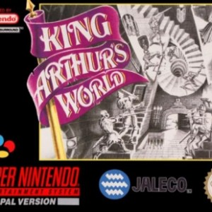 Retro: King Arthurs World Boxed (SNES) (käytetty)