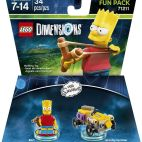 PS3: LEGO DIMENSIONS FUN PACK BART