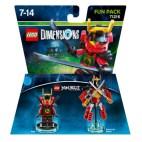 PS3: LEGO DIMENSIONS FUN PACK NYA