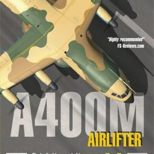 PC: A400M Airlifter (Add on for FS 2004)