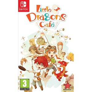 Switch: Little Dragons Cafe