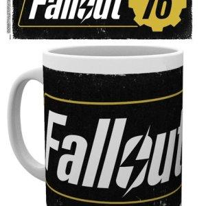 Fallout 76 - logo muki