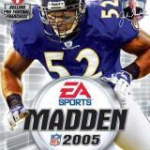GameCube: Madden 2005 (käytetty)