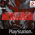 PS1: Metal Gear Solid (Platinum) Boxed (käytetty)