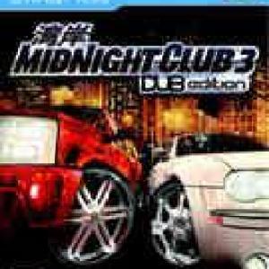 PS2: Midnight Club 3 DUB Edition (käytetty)