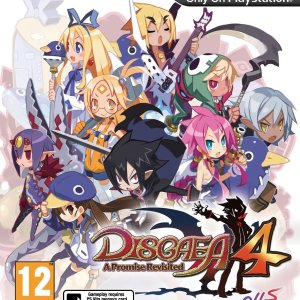 Vita: Disgaea 4: A Promise Revisited