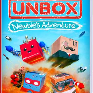Switch: Unbox: Newbies Adventure