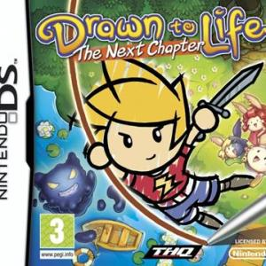 NDS: Drawn to Life: The Next Chapter (käytetty)