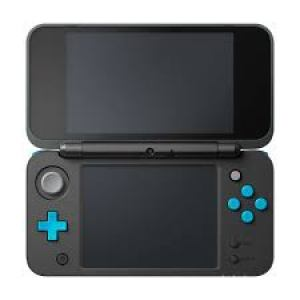 3DS: New Nintendo 2DS XL Black + Turquoise