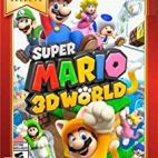 Wii U: Nintendo Selects: Super Mario 3D World
