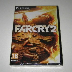 PC: Far Cry 2 (käytetty)
