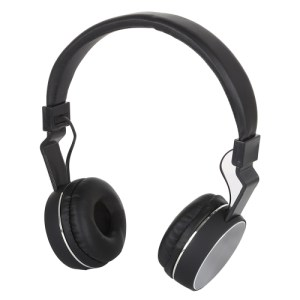 3.5mm Plug Stereo Surround Folding Wired Headset with Mic