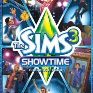 PC: The Sims 3 Showtime