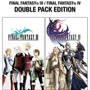 PC: Final Fantasy III and IV Bundle