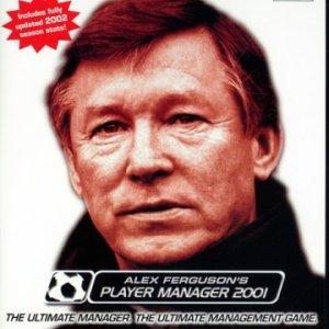 PS2: Alex Fergusons Player Manager 2001 (käytetty)