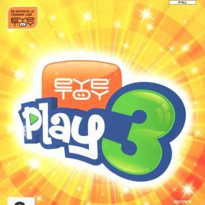 PS2: EyeToy: Play 3 (käytetty)