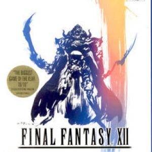 PS2: Final Fantasy XII (12)