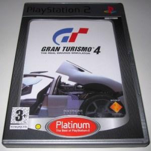PS2: Gran Turismo 4 (käytetty)