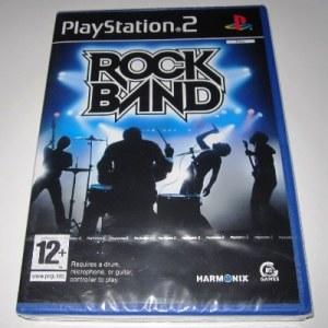 PS2: Rock Band (käytetty)