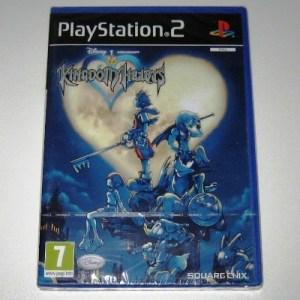 PS2: Kingdom Hearts (käytetty)