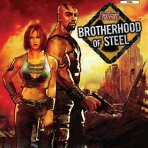 PS2: Fallout Brotherhood Of Steel (käytetty)