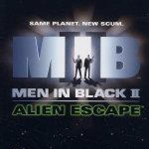 PS2: Men in Black 2:Alien Escape (käytetty)